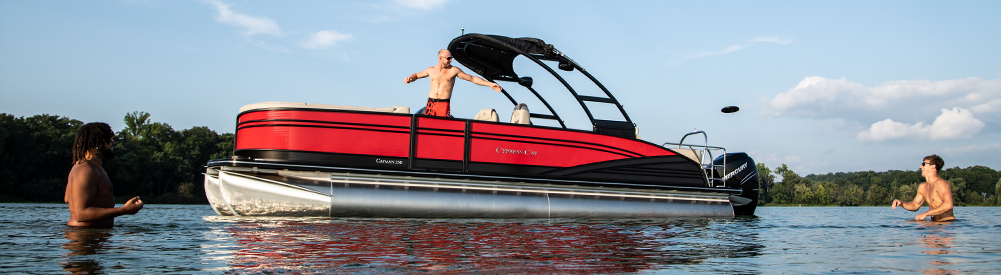 Request a Pontoon Brochure