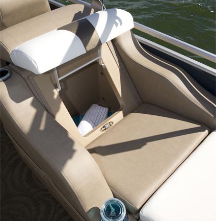 Cabana Series Pontoon Boats Cypress Cay